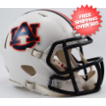 Helmets, Mini Helmets: Auburn Tigers NCAA Mini Speed Football Helmet
