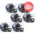Helmets, Mini Helmets: Arizona Wildcats NCAA Mini Speed Football Helmet 6 count