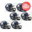 Arizona Wildcats NCAA Mini Speed Football Helmet 6 count