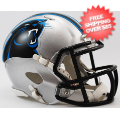 Helmets, Mini Helmets: Carolina Panthers NFL Mini Speed Football Helmet