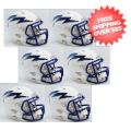 Helmets, Mini Helmets: Air Force Falcons NCAA Mini Speed Football Helmet 6 count