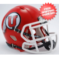 Helmets, Mini Helmets: Utah Utes NCAA Mini Speed Football Helmet