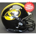 Helmets, Mini Helmets: Missouri Tigers Mini XP Authentic Helmet Schutt
