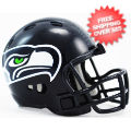 Helmets, Pocket Pro Helmets: Seattle Seahawks Riddell Revolution Pocket Pro