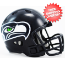 Seattle Seahawks Riddell Revolution Pocket Pro