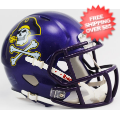 Helmets, Mini Helmets: East Carolina Pirates NCAA Mini Speed Football Helmet