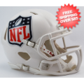 Helmets, Mini Helmets: NFL Shield Logo Mini Speed Football Helmet