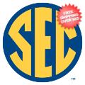 Helmets, Mini Helmets: SEC Conference Mini Authentic Helmet Schutt