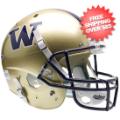 Helmets, Full Size Helmet: Washington Huskies Full XP Replica Football Helmet Schutt