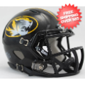 Helmets, Mini Helmets: Missouri Tigers NCAA Mini Speed Football Helmet