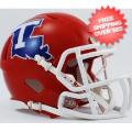Helmets, Mini Helmets: Louisiana Tech Bulldogs NCAA Mini Speed Football Helmet