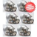 Helmets, Mini Helmets: Ohio State Buckeyes NCAA Mini Speed Football Helmet 6 count