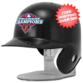 Helmets, Mini Helmets: San Francisco Giants 2012 World Series MLB Mini Batters Helmet <B>Discontin...