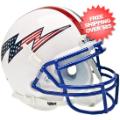 Helmets, Mini Helmets: Air Force Falcons Mini XP Authentic Helmet Schutt <B>Flag Bolt with Stripe<...