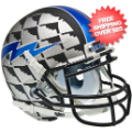 Helmets, Mini Helmets: Air Force Falcons Mini XP Authentic Helmet Schutt <B>Bomber</B>