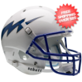 Helmets, Full Size Helmet: Air Force Falcons Full XP Replica Football Helmet Schutt
