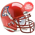 Helmets, Mini Helmets: Arizona Wildcats Mini XP Authentic Helmet Schutt <B>Scarlet</B>