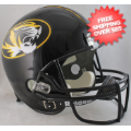 Helmets, Full Size Helmet: Missouri Tigers Full Size Replica Football Helmet