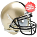 Helmets, Mini Helmets: Army Black Knights Mini XP Authentic Helmet Schutt