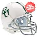 Helmets, Mini Helmets: Baylor Bears Mini XP Authentic Helmet Schutt <B>White</B>