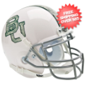 Helmets, Mini Helmets: Baylor Bears Mini XP Authentic Helmet Schutt <B>White Camo</B>