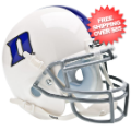 Helmets, Mini Helmets: Duke Blue Devils Mini XP Authentic Helmet Schutt