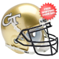 Helmets, Mini Helmets: Georgia Tech Yellow Jackets Mini XP Authentic Helmet Schutt