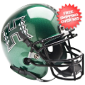 Helmets, Mini Helmets: Hawaii Warriors Mini Authentic Helmet Schutt