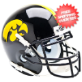 Helmets, Mini Helmets: Iowa Hawkeyes Mini Authentic Helmet Schutt