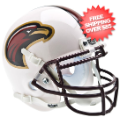 Helmets, Mini Helmets: Louisiana (Monroe) Warhawks Mini Authentic Helmet Schutt