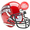 Helmets, Mini Helmets: Louisiana (Lafayette) Ragin Cajuns Mini Authentic Helmet Schutt