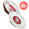 Collectibles, Footballs: San Francisco 49ers NFL Signature Series Full Size Football