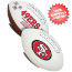 San Francisco 49ers NFL Signature Series Full Size Football