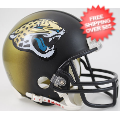 Helmets, Mini Helmets: Jacksonville Jaguars NFL Mini Football Helmet <B>New 2013</B>