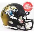 Helmets, Mini Helmets: Jacksonville Jaguars NFL Mini Speed Football Helmet <B>New 2013</B>