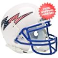 Helmets, Mini Helmets: Air Force Falcons Mini XP Helmet <B>Flag Bolt</B>