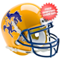 Helmets, Mini Helmets: McNeese State Cowboys Mini XP Authentic Helmet Schutt