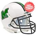 Helmets, Mini Helmets: Marshall Thundering Herd Mini XP Authentic Helmet Schutt