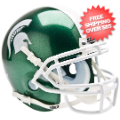 Helmets, Mini Helmets: Michigan State Spartans Mini XP Authentic Helmet Schutt