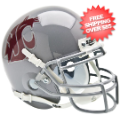 Helmets, Mini Helmets: Washington State Cougars Mini XP Authentic Helmet Schutt