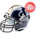 Helmets, Mini Helmets: Notre Dame Fighting Irish Mini XP Authentic Helmet Schutt <B>Leprechaun</B>