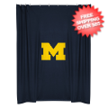 Home Accessories, Bed and Bath: Michigan Wolverines Shower Curtain