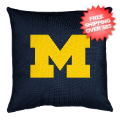 Home Accessories, Bed and Bath: Michigan Wolverines Toss Pillow