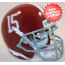 Alabama Crimson Tide Mini XP Authentic Helmet Schutt #15