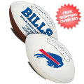 Collectibles, Footballs: Buffalo Bills NFL Signature Series Full Size Football