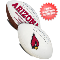 Collectibles, Footballs: Arizona Cardinals NFL Signature Series Full Size Football