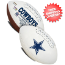 Dallas Cowboys NFL Signature Series Full Size Football