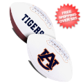 Collectibles, Footballs: Auburn Tigers NCAA Signature Series Full Size Football