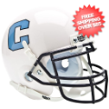 Helmets, Mini Helmets: The Citadel Bulldogs Mini XP Authentic Helmet Schutt