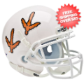 Helmets, Mini Helmets: Virginia Tech Hokies Mini XP Authentic Helmet Schutt <B>Gobbler</B>